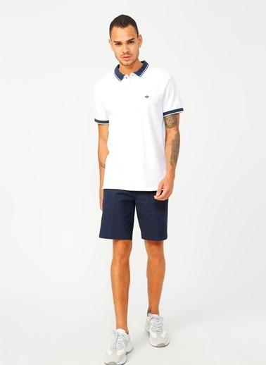 Dockers Dockers 360 Versatile Ss Polo T-Shirt Beyaz